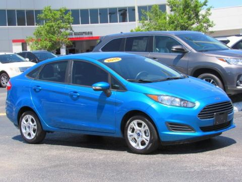 Used Ford Fiesta 4dr Sdn SE