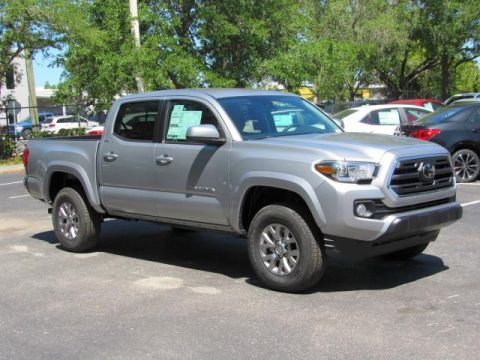New Toyota Tacoma SR5 Double Cab 5' Bed V6 4x2 AT