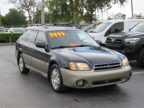 Used Subaru Legacy Wagon 5dr Outback Auto w/All Weather Pkg
