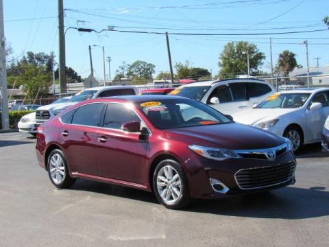 Certified Pre-Owned 2013 Toyota Avalon 4dr Sdn XLE