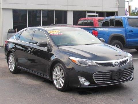 Certified Used Toyota Avalon 4dr Sdn Limited