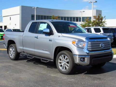 New Toyota Tundra 2WD Limited