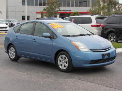 Pre-Owned 2008 Toyota Prius 5dr HB