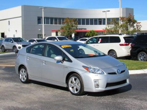 Pre-Owned 2010 Toyota Prius 5dr HB V