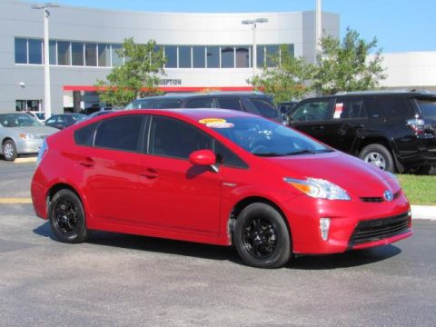 Certified Used Toyota Prius 5dr HB Two