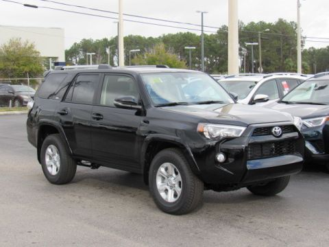 New 2019 Toyota 4Runner SR5 Premium 2WD With Navigation