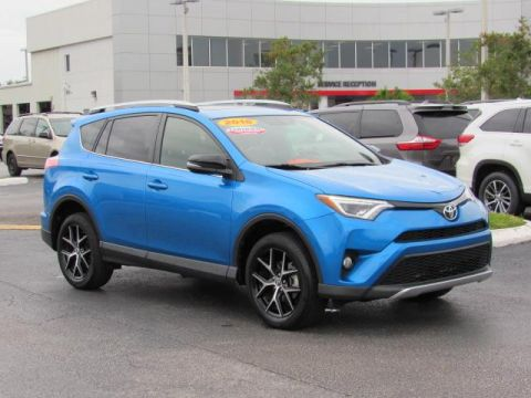 Certified Pre-Owned 2016 Toyota RAV4 FWD 4dr SE