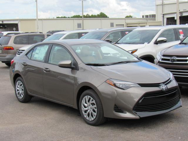 New 2019 Toyota Corolla Le Cvt Sedan In Tampa 190747 Stadium Toyota