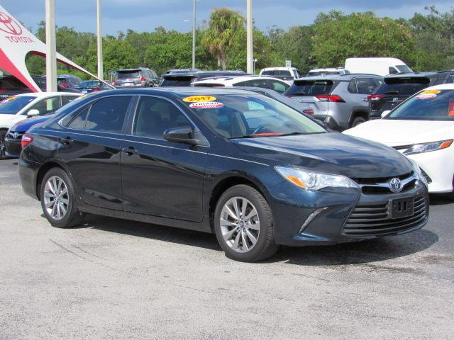 Certified Pre-Owned 2017 Toyota Camry XLE Auto