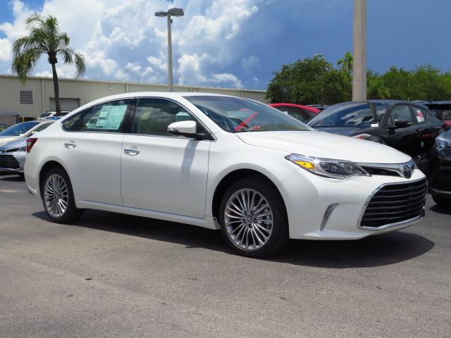 new 2018 toyota avalon limited 4dr car in tampa 180037 stadium toyota. Black Bedroom Furniture Sets. Home Design Ideas