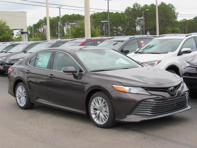 New 2019 Toyota Camry Xle V6 Auto 4dr Car In Tampa 190693 Stadium