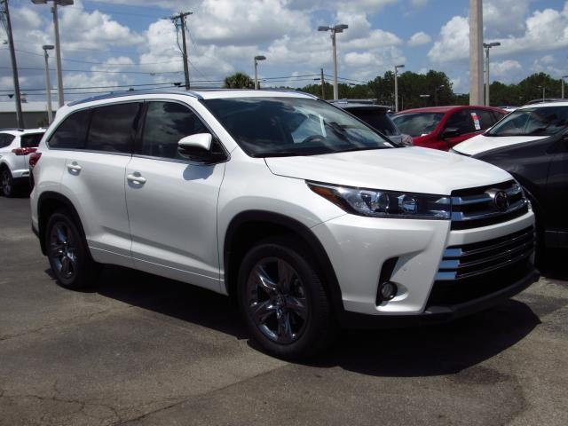 new 2017 toyota highlander limited platinum sport utility in tampa 173522 stadium toyota. Black Bedroom Furniture Sets. Home Design Ideas