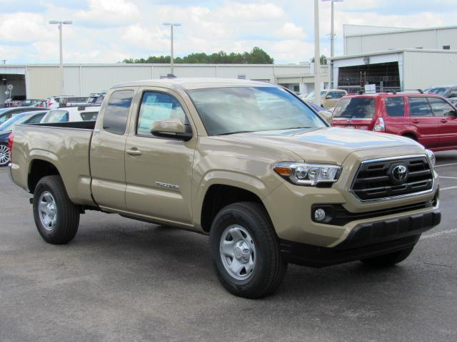 New 2018 Toyota Tacoma Sr5 Access Cab 6 Bed I4 4x2 At
