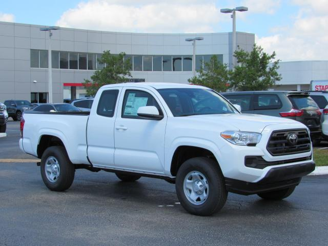 New 2018 Toyota Tacoma Sr Access Cab 6 Bed I4 4x4 At