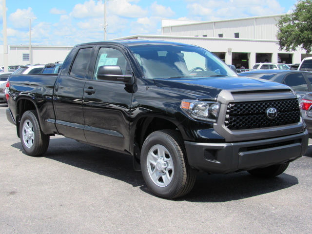 New 2019 Toyota Tundra 4WD SR Double Cab 6.5' Bed 5.7L