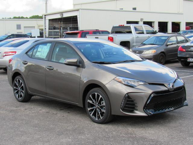 New 2019 Toyota Corolla Se Cvt Sedan In Tampa 190403 Stadium Toyota