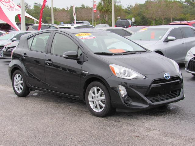 Certified Pre-Owned 2015 Toyota Prius C 5dr HB One