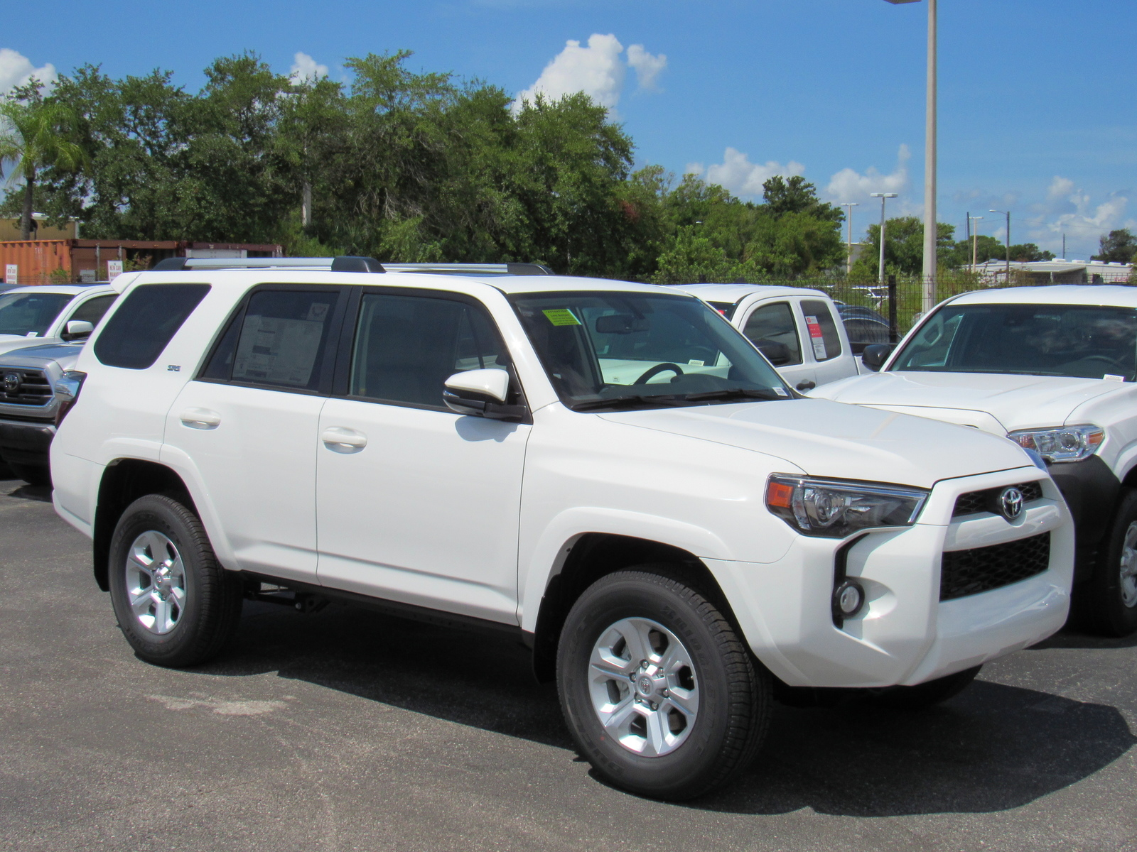 Toyota Sr5 Premium >> New 2019 Toyota 4runner Sr5 Premium 4wd Natl With Navigation
