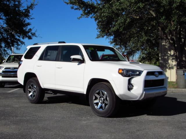 New 2018 Toyota 4runner Trd Off Road Suv In Tampa 180502