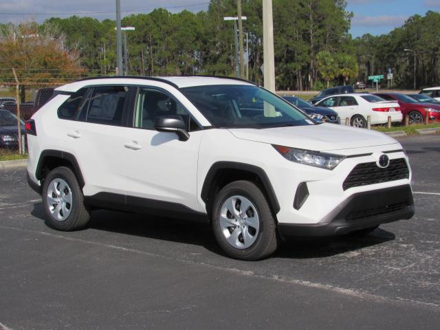 New 2019 Toyota Rav4 Le Awd Suv In Tampa 191333 Stadium Toyota