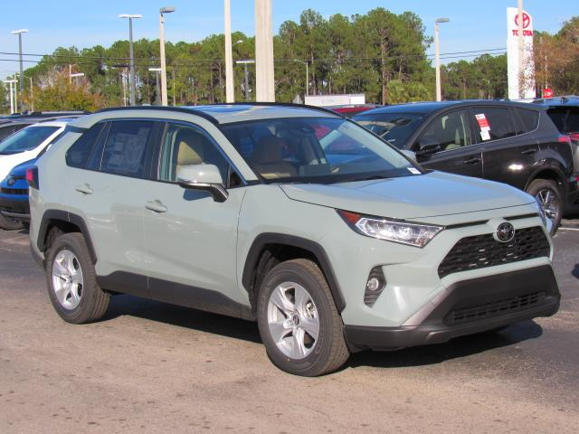 New 2019 Toyota Rav4 Xle Fwd Sport Utility In Tampa 191062