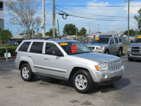 Pre-Owned 2007 Jeep Grand Cherokee 2WD 4dr Laredo Rear Wheel Drive