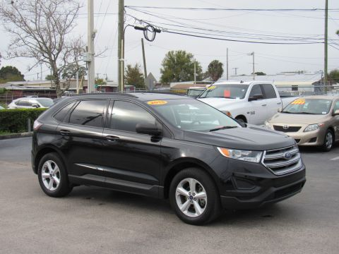 2015 Ford Edge 4dr SE FWD
