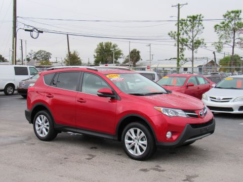 Certified Pre-Owned 2015 Toyota RAV4 AWD 4dr Limited (Natl) AWD 4dr Limited (Natl) All Wheel Drive