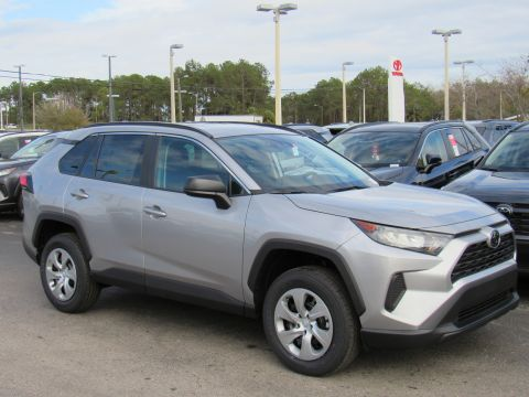 New 2020 Toyota RAV4 LE FWD (Natl) LE FWD (Natl) Front Wheel Drive