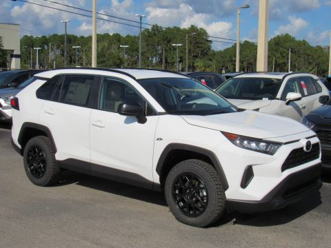 New 2019 Toyota RAV4 XP Trail LE FWD (Natl) Front Wheel Drive
