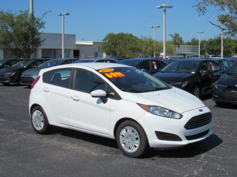 Pre-Owned 2015 Ford Fiesta 5dr HB S Front Wheel Drive