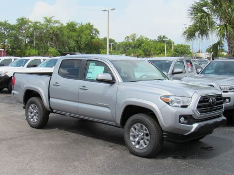 New 2019 Toyota Tacoma 2WD SR5 Double Cab 5' Bed V6 AT (Natl) Rear Wheel Drive