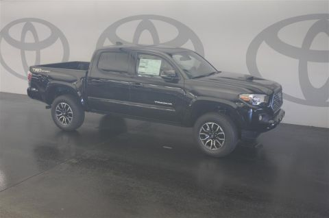 New 2020 Toyota Tacoma TRD Sport 2WD