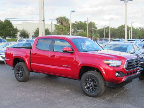 2020 Toyota Tacoma 2WD SR5 Double Cab 5' Bed V6 AT (Natl)