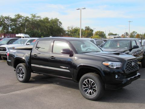 2020 Toyota Tacoma 4WD TRD Sport Double Cab 5' Bed V6 AT