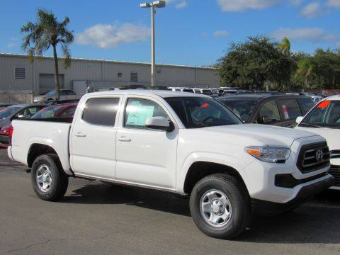 New 2020 Toyota Tacoma 4WD Double Cab 5' Bed V6 (Natl)