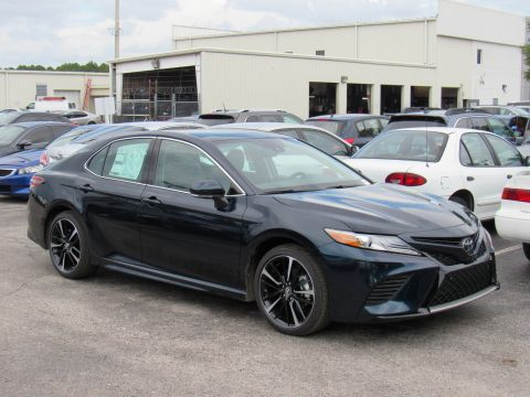 New 2019 Toyota Camry XSE Auto (Natl) Front Wheel Drive