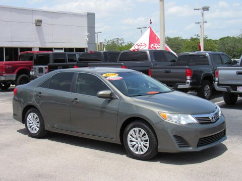 Certified Pre-Owned 2014 Toyota Camry 4dr Sdn I4 Auto L (Natl) *Ltd Avail*