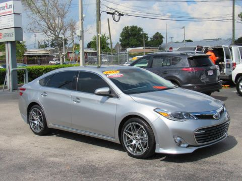 Certified Pre-Owned 2015 Toyota Avalon 4dr Sdn XLE Premium (Natl)