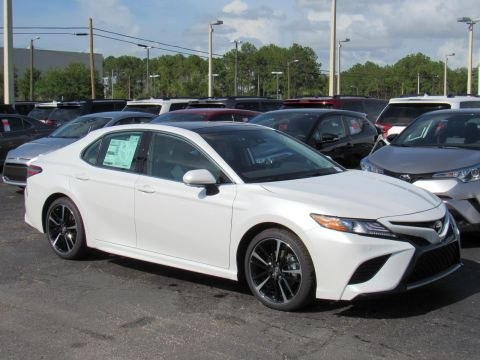 New 2019 Toyota Camry XSE V6 Auto FWD
