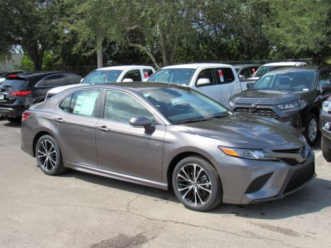 New 2020 Toyota Camry SE Auto (Natl) 4dr Car FWD