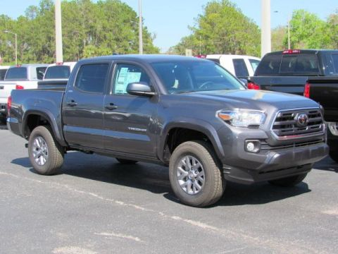 New 2019 Toyota Tacoma 2WD SR5 Double Cab 5' Bed I4 AT RWD