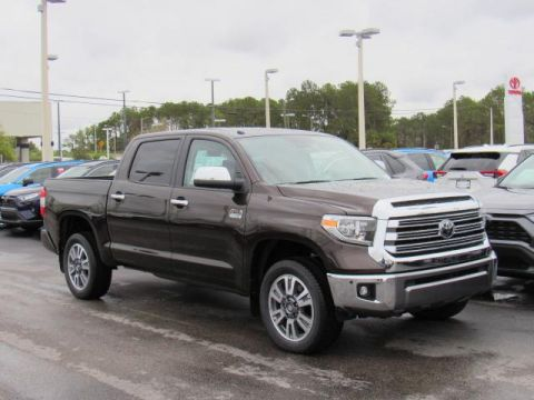 New 2019 Toyota Tundra 4WD 1794 Edition CrewMax 5.5' Bed 5.7L 4WD