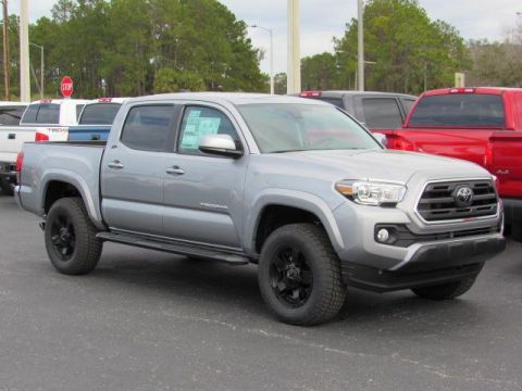 New 2019 Toyota Tacoma 2WD XP Rockstar SR5 Double Cab 5' Bed V6 AT RWD