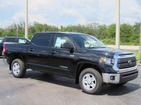 New 2019 Toyota Tundra 4WD Limited Double Cab 6.5' Bed 5.7L With Navigation & 4WD