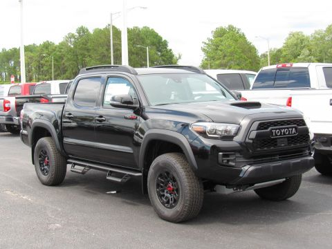 New 2018 Toyota Tacoma TRD Pro Double Cab 5' Bed V6 4x4 AT 4WD