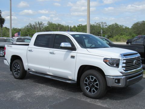 New 2020 Toyota Tundra 2WD 1794 Edition CrewMax 5.5' Bed 5.7L