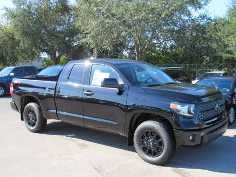 2020 Toyota Tundra 2WD SR5 Double Cab 6.5' Bed 5.7L (Natl)
