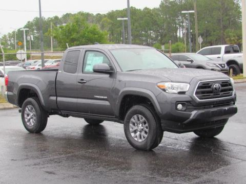 New 2019 Toyota Tacoma 2WD SR5 Access Cab 6' Bed V6 AT RWD