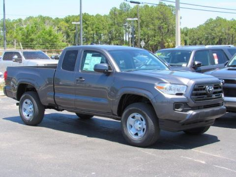 New 2019 Toyota Tacoma 2WD SR Access Cab 6' Bed V6 AT RWD